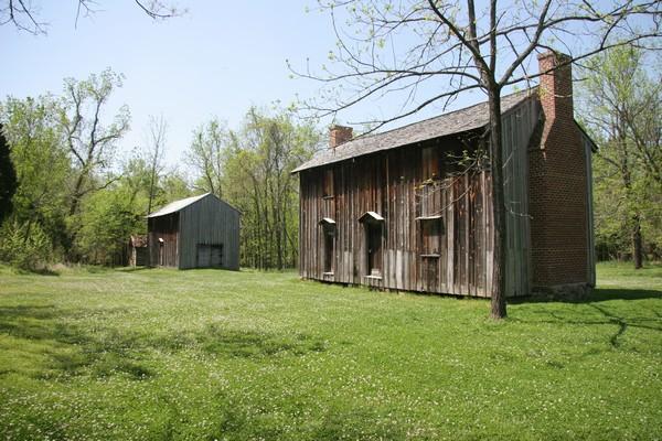 Maisons d'esclaves