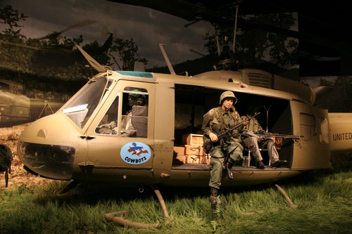 En opération au Vietnam
