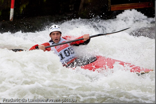 Coupe de Belgique - Slalom Canoë-Kayak
