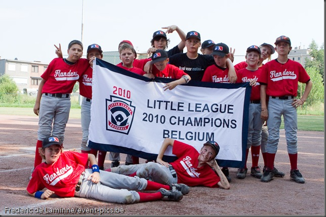 2010 Belgian Little League Championships