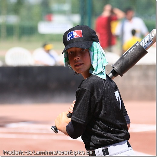 2010 Belgian Little League Championships : Flanders West - Wallonia