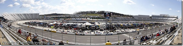 panoramique circuit Martinsville