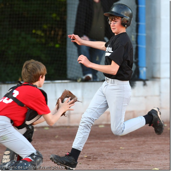 2011 Belgian Little League Championships