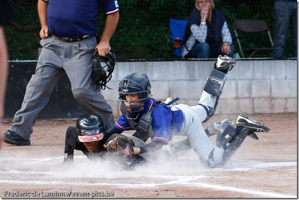 2011 Belgian Little League Championships - Day 2