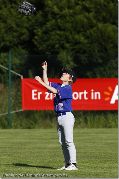 2011 Belgian Little League Championships - Day 2