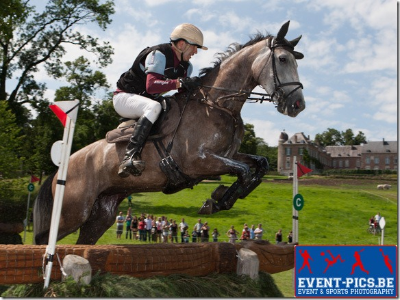 Equitation : concours Complet d'Arville
