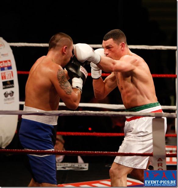 Boxe : Jeoffrey Battelo - Mario Lakatos (??)