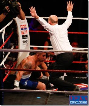 Boxe : Mario Lakatos (??)