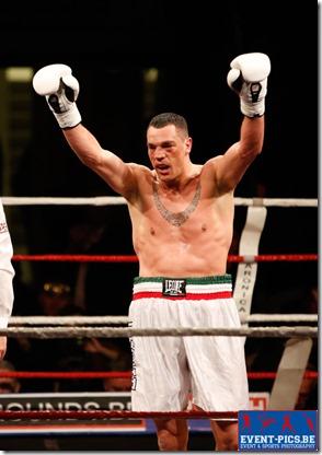 Boxe : Jeoffrey Battelo