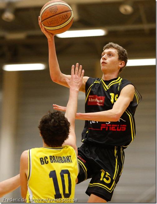 BROWERS (15)  de Andenne Basket